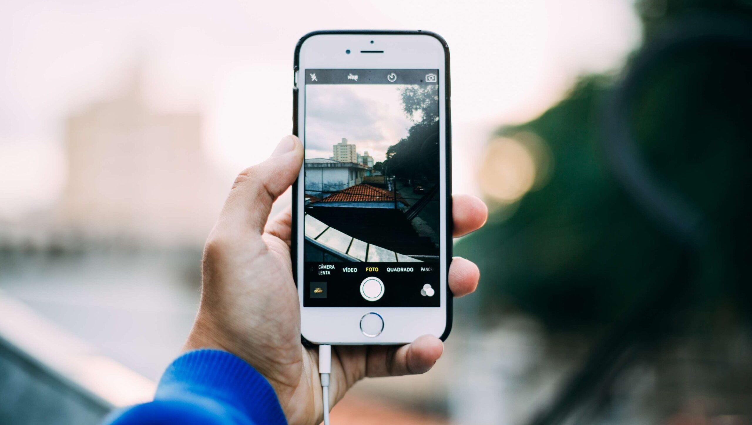 Byta glas/framsida iPhone 5