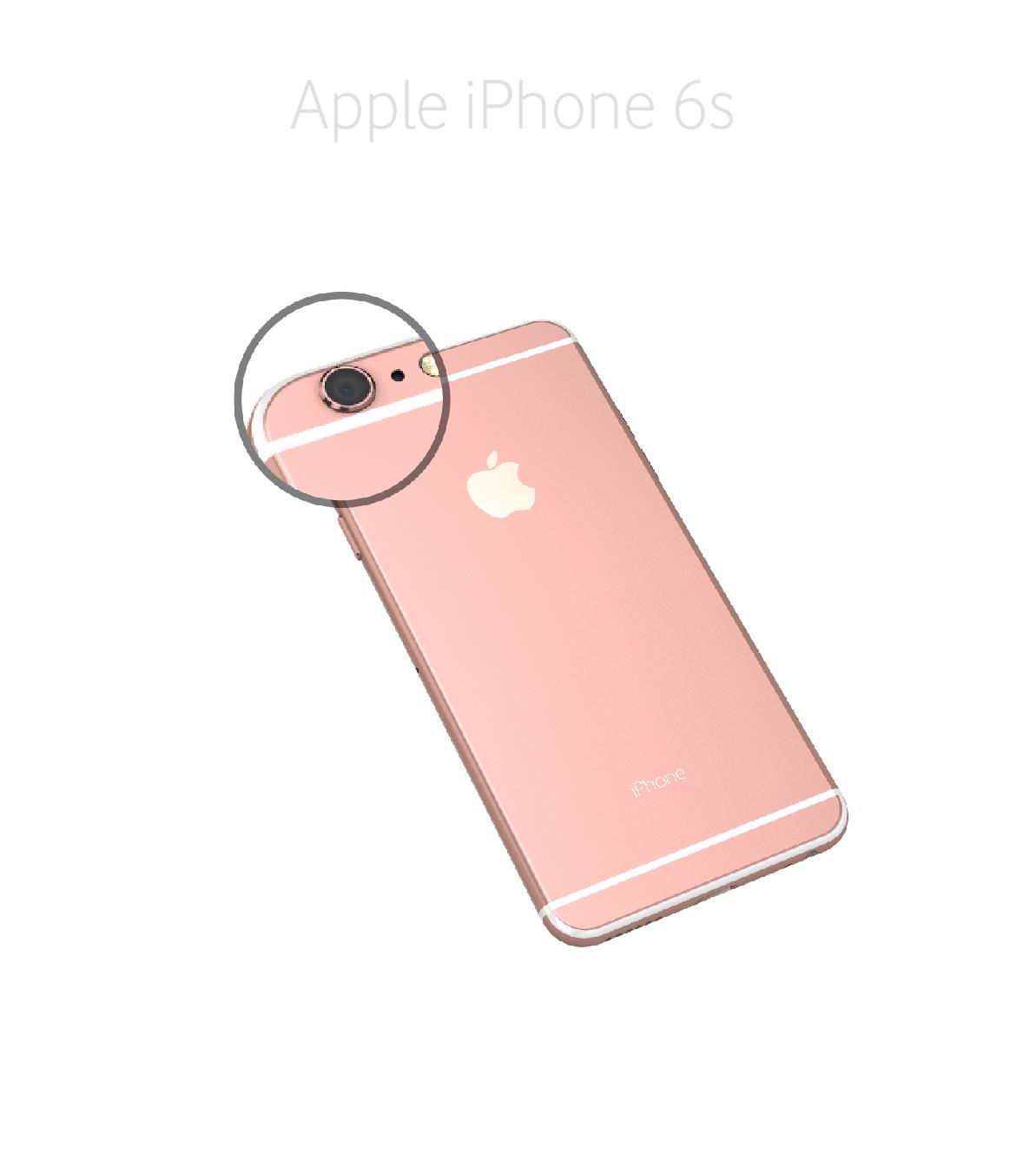 Laga kamera iPhone 6s