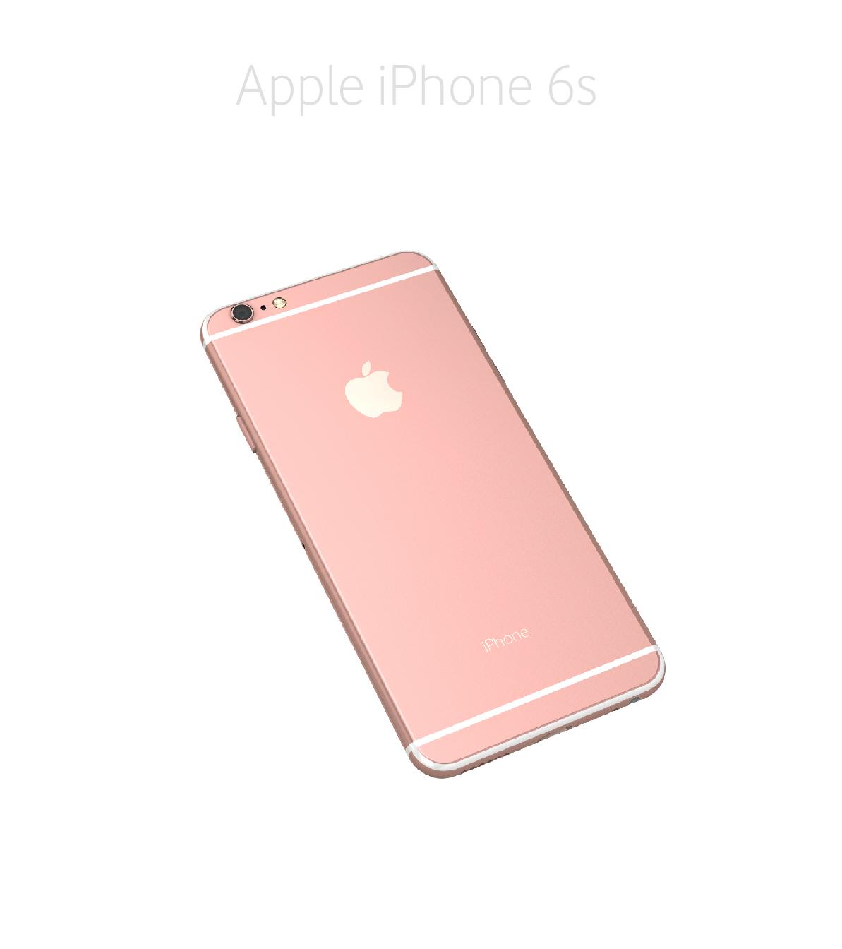 Laga baksida/chassi iPhone 6s
