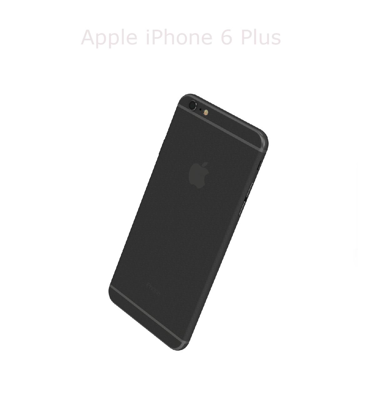 Laga baksida/chassi iPhone 6 plus