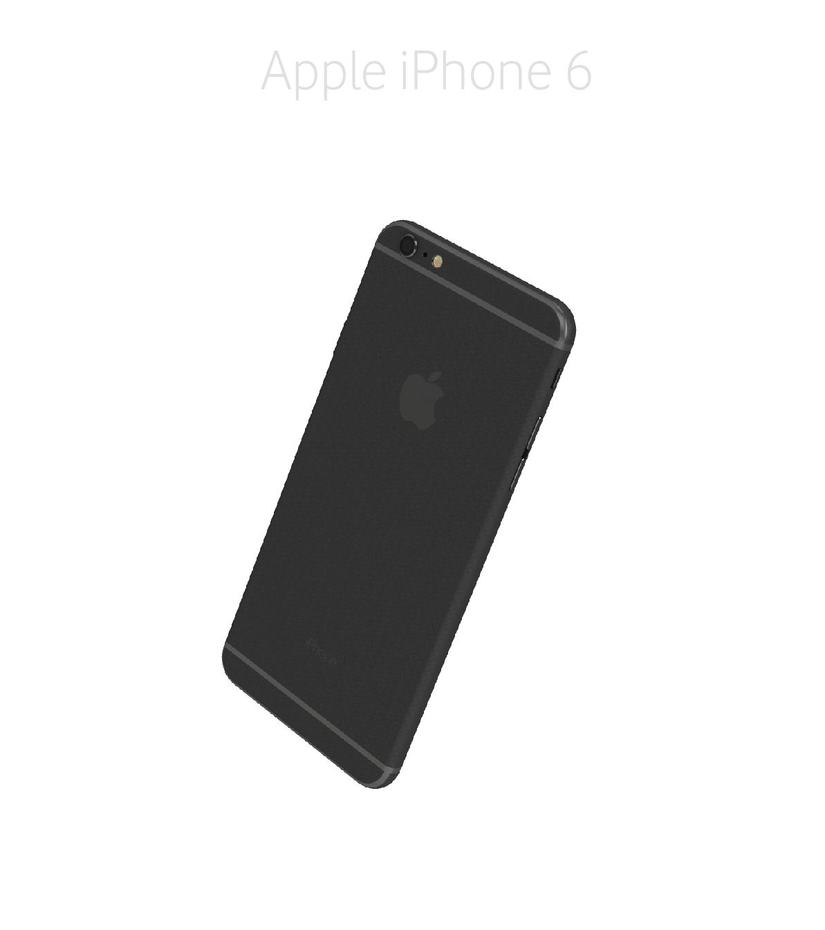 Laga baksida/chassi iPhone 6