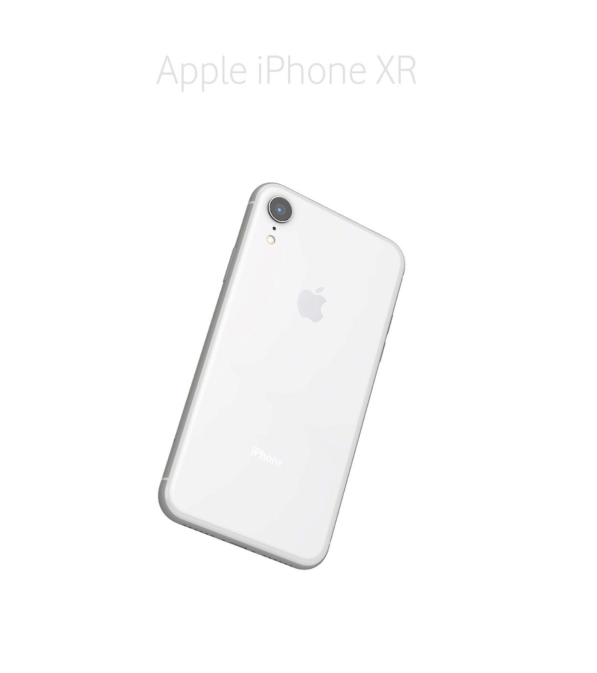 Laga glas/baksida iPhone XR