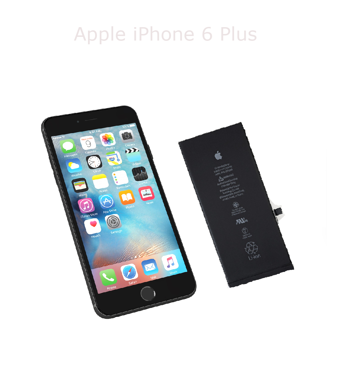 Byta batteri iPhone 6 plus