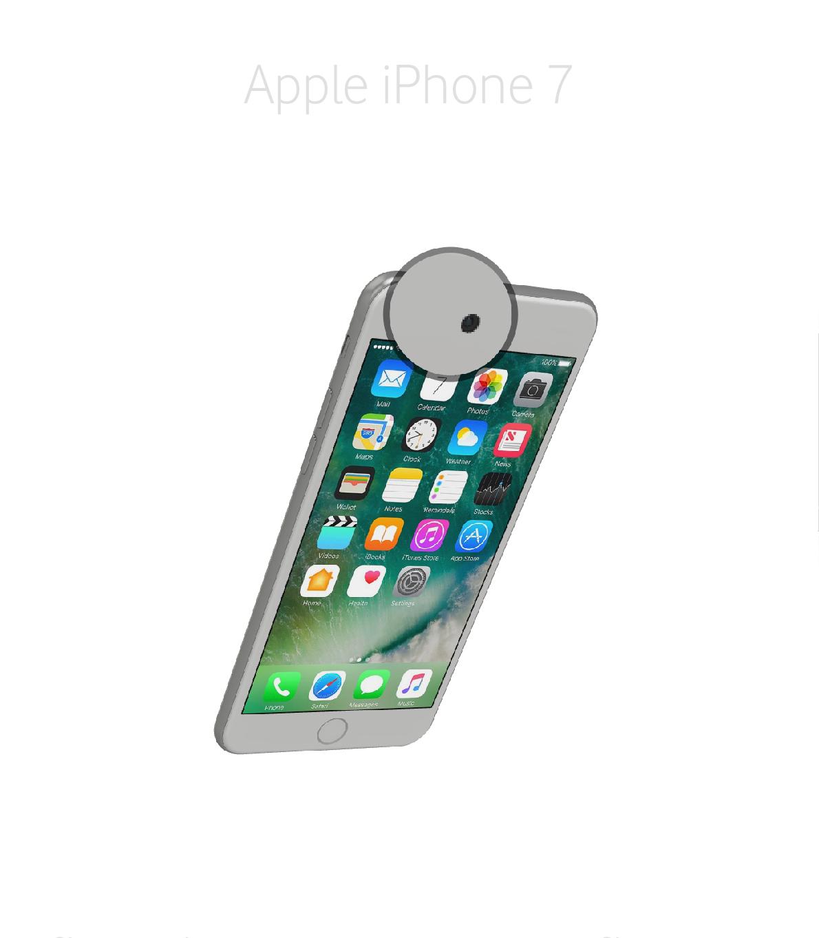 Laga ljussensor iPhone7