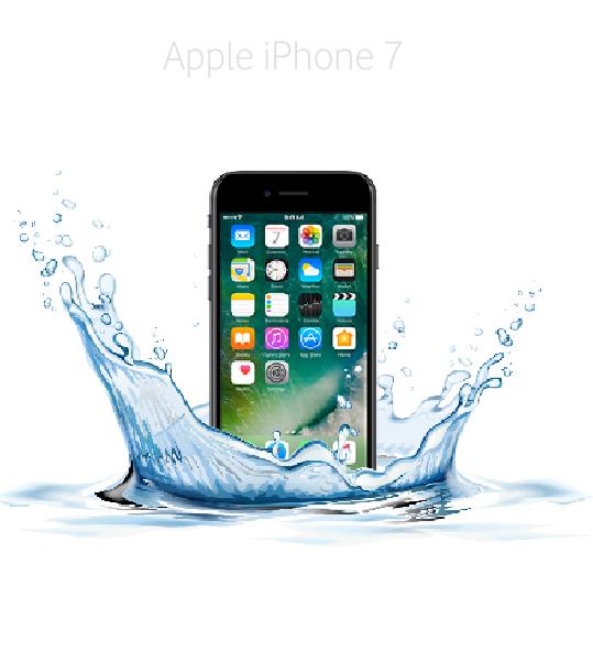 Laga fukt/vattenskadad iPhone 7