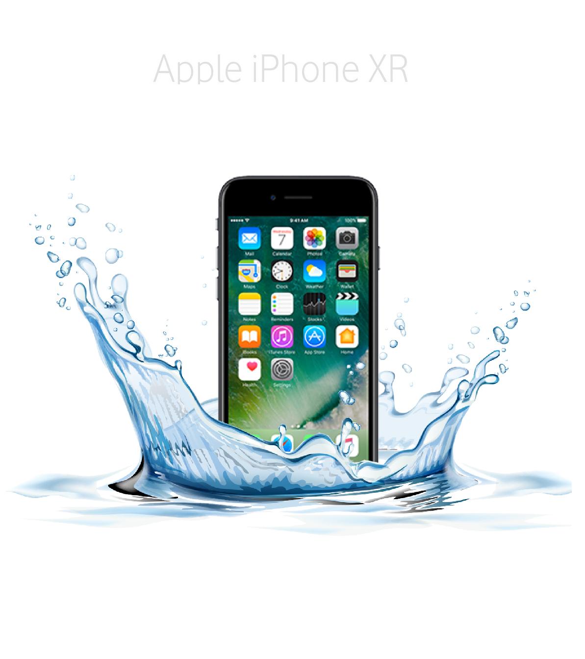 Laga fukt/vattenskadad iPhone XR