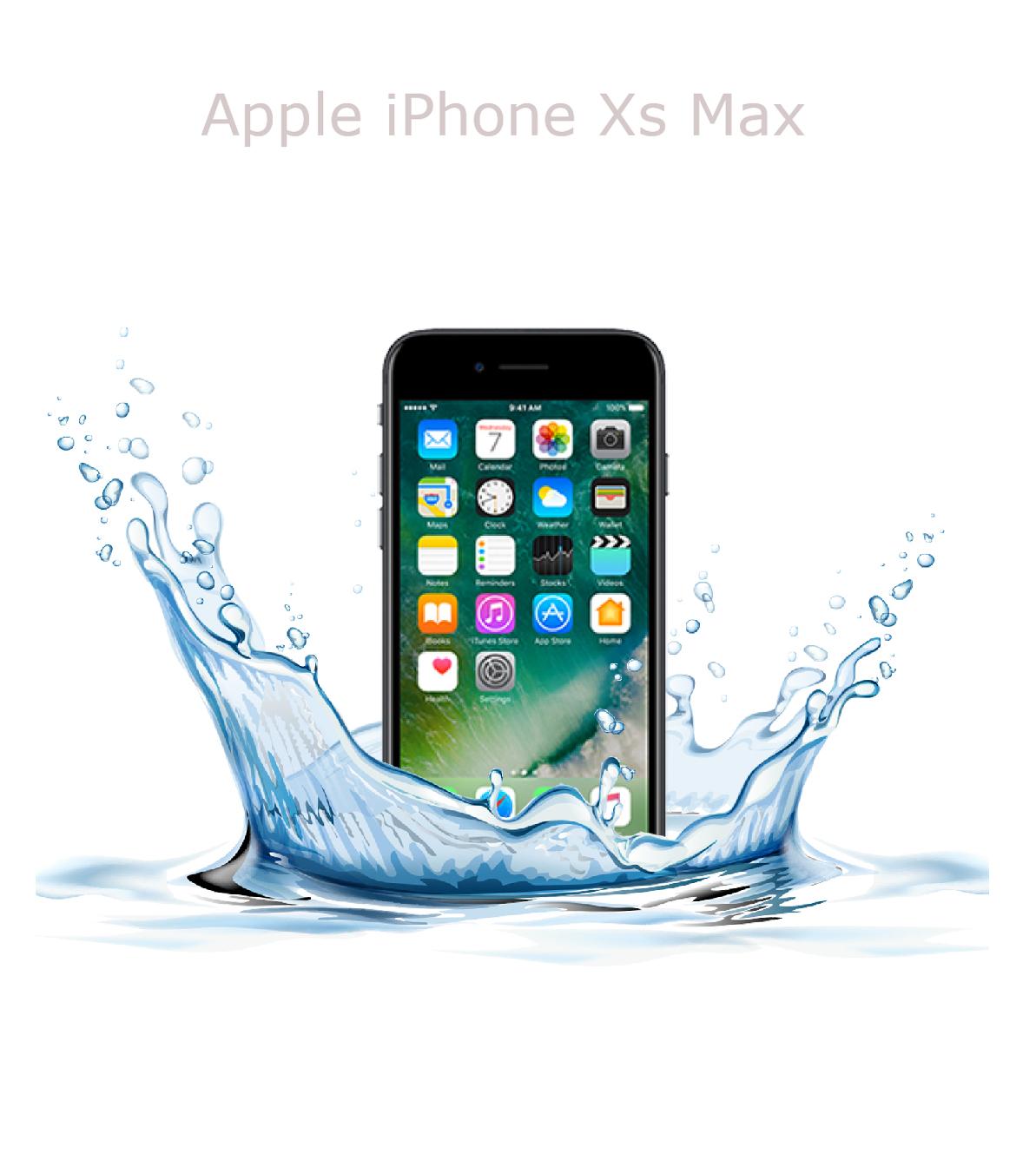 Laga fukt/vattenskadad iPhone Xs Max