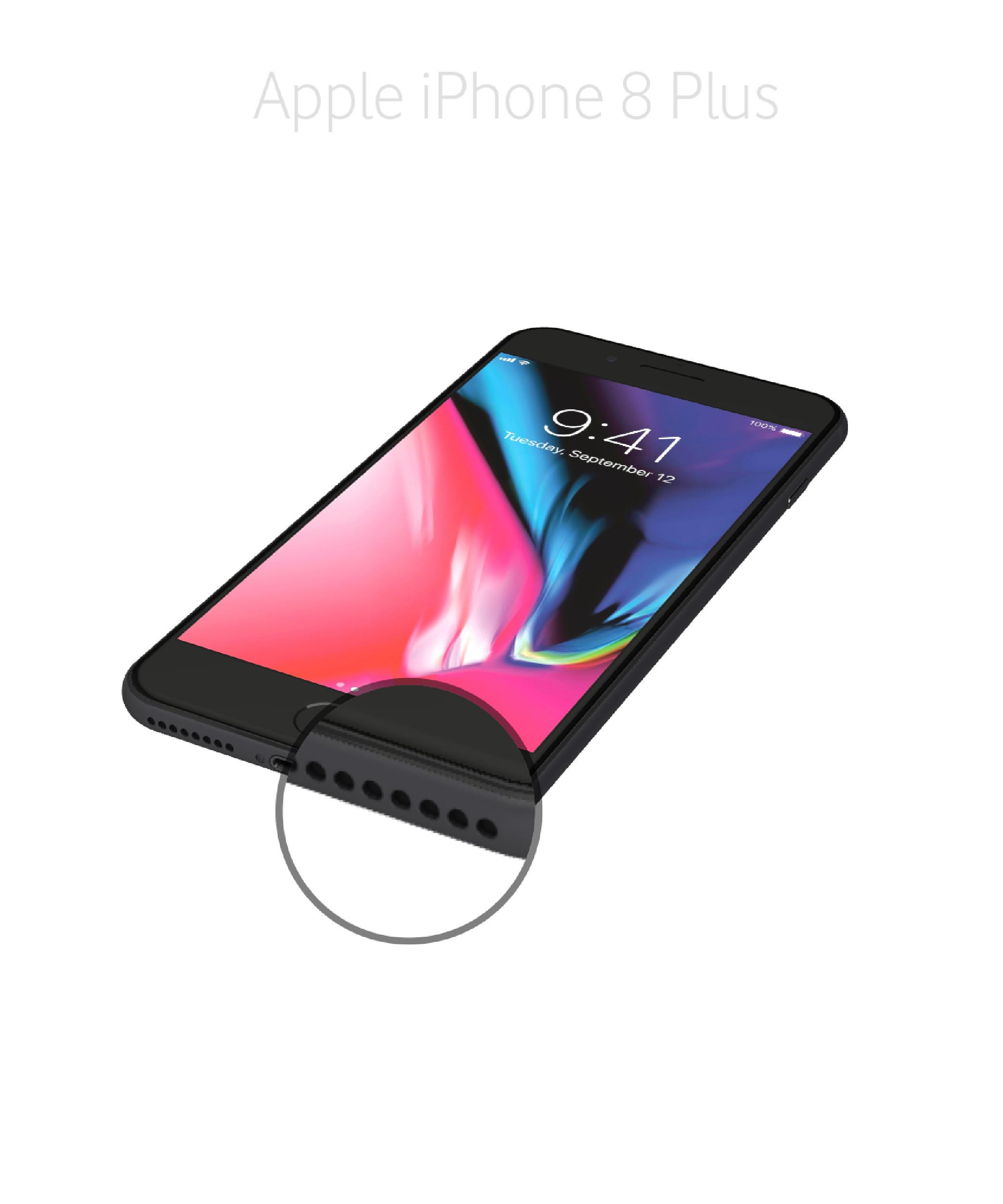 Laga högtalare iPhone 8 plus