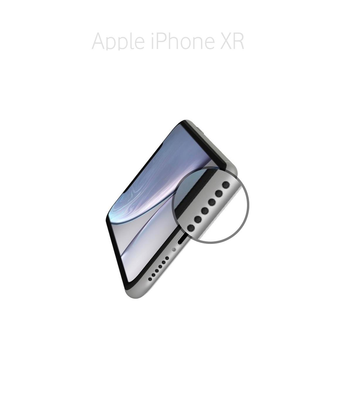 Laga högtalare iPhone XR