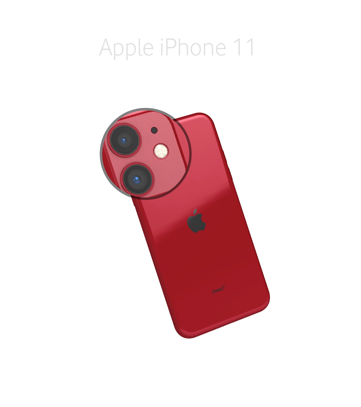 Laga kamera iPhone 11