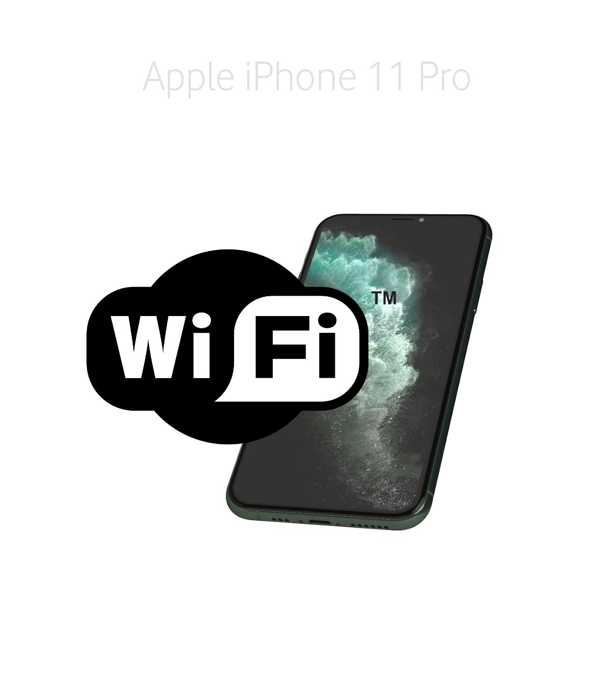Laga wifi iPhone 11 Pro