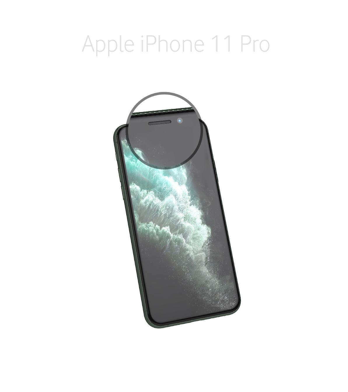 Laga ljussensor (proximity) iPhone 11
