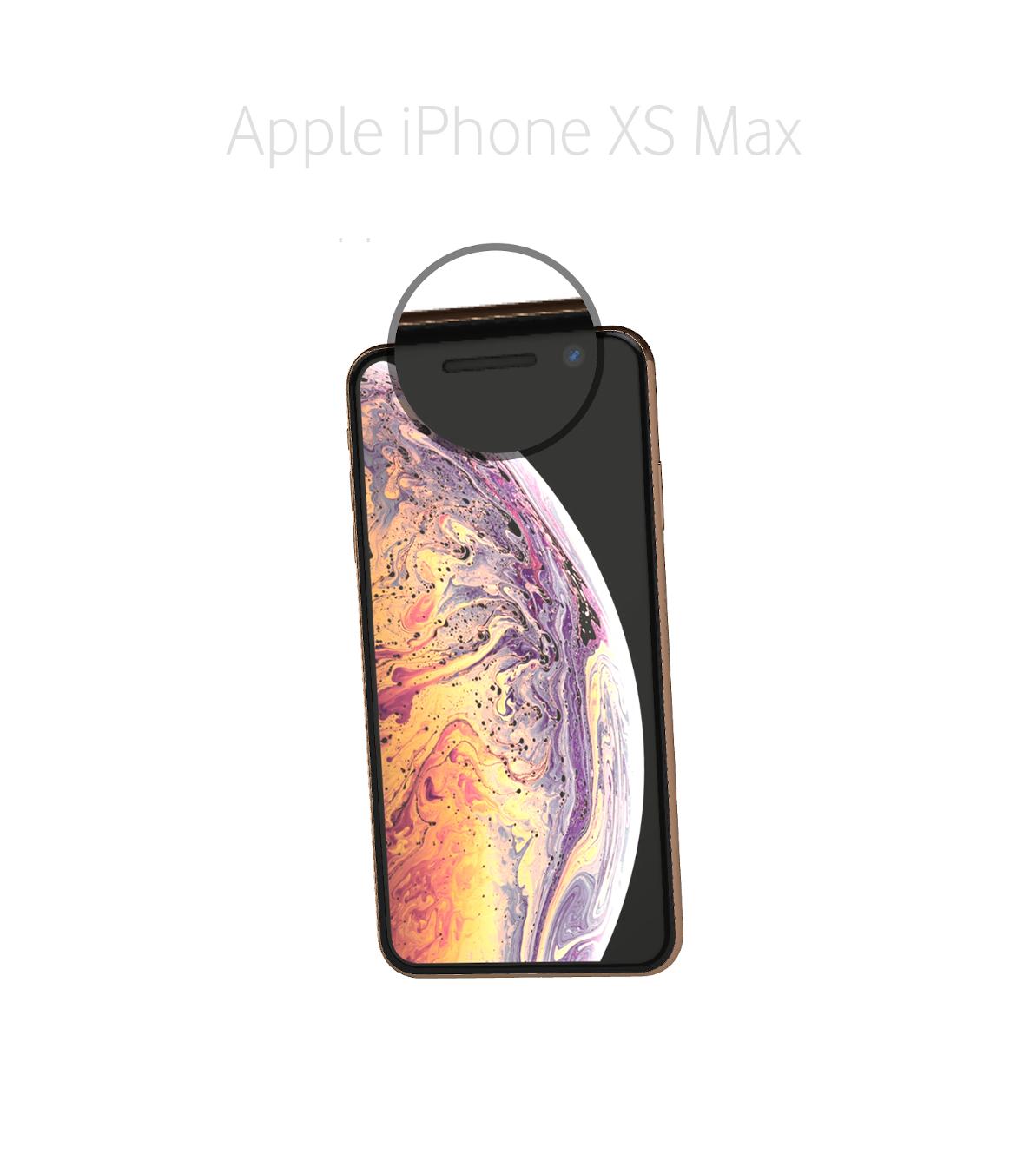 Laga ljussensor iPhone Xs Max