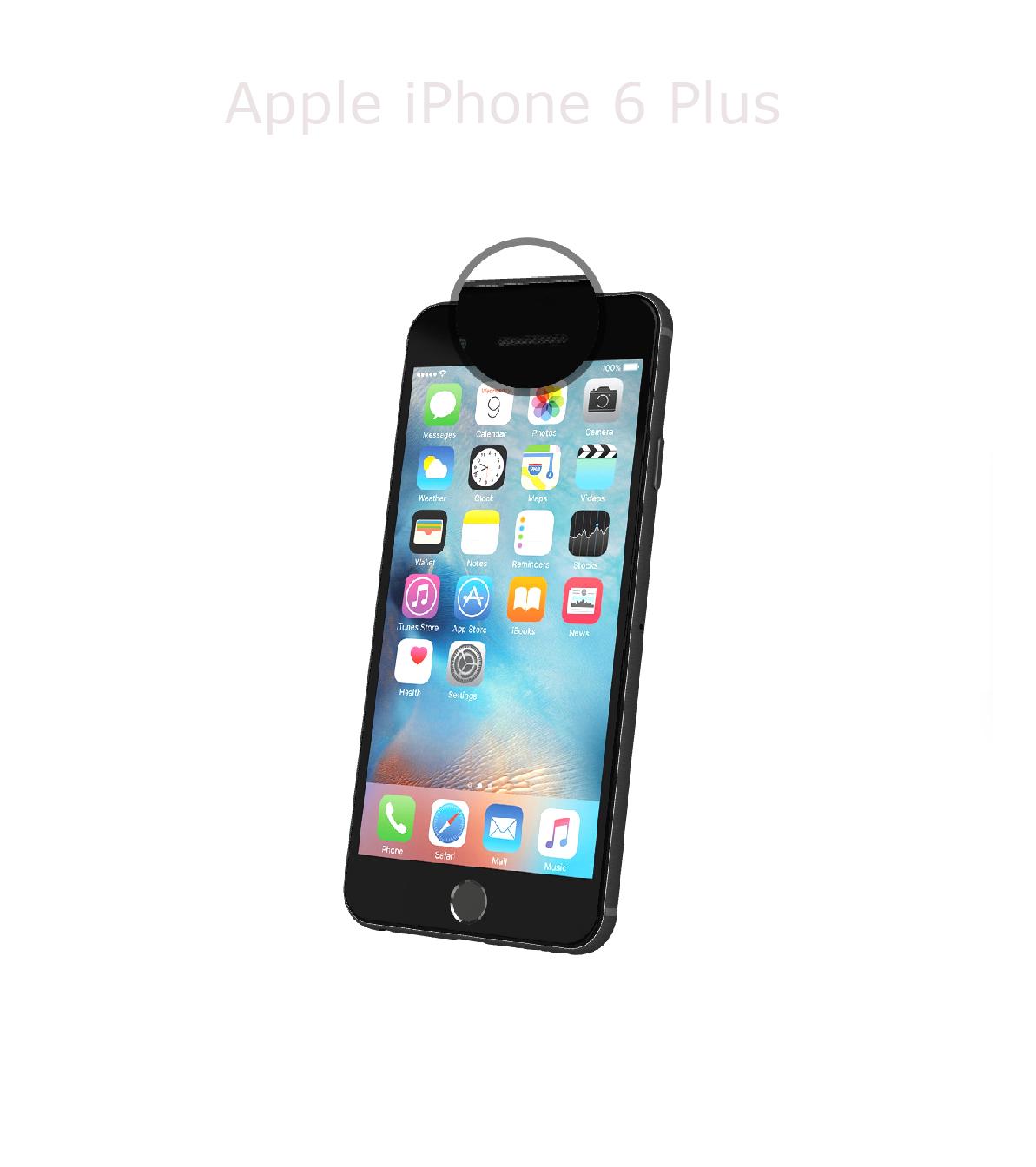 Laga samtalshögtalare iPhone 6 plus