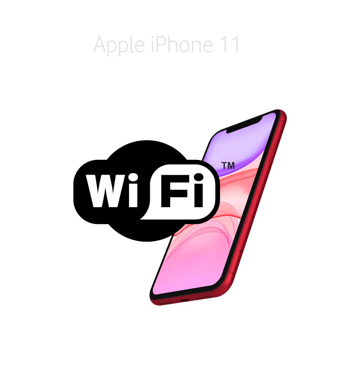 Laga Wifi iPhone 11