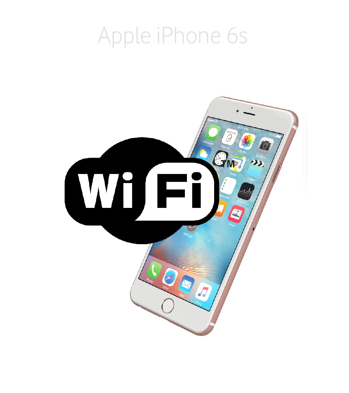 Laga Wifi iPhone 6s