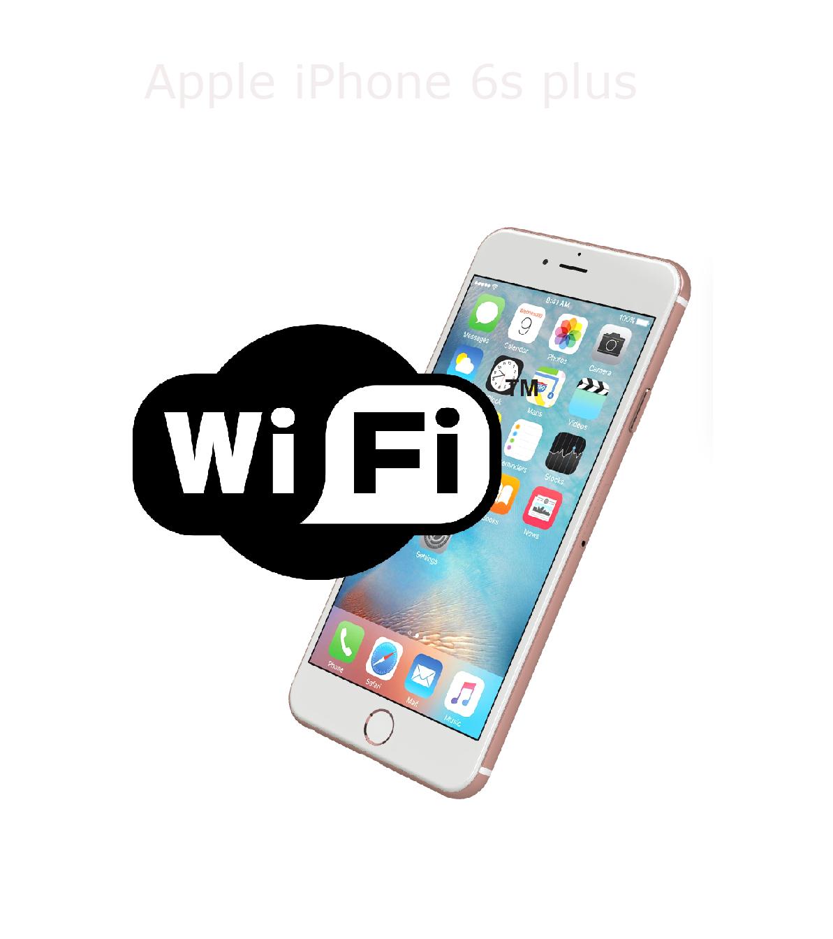 Laga Wifi iPhone 6s plus