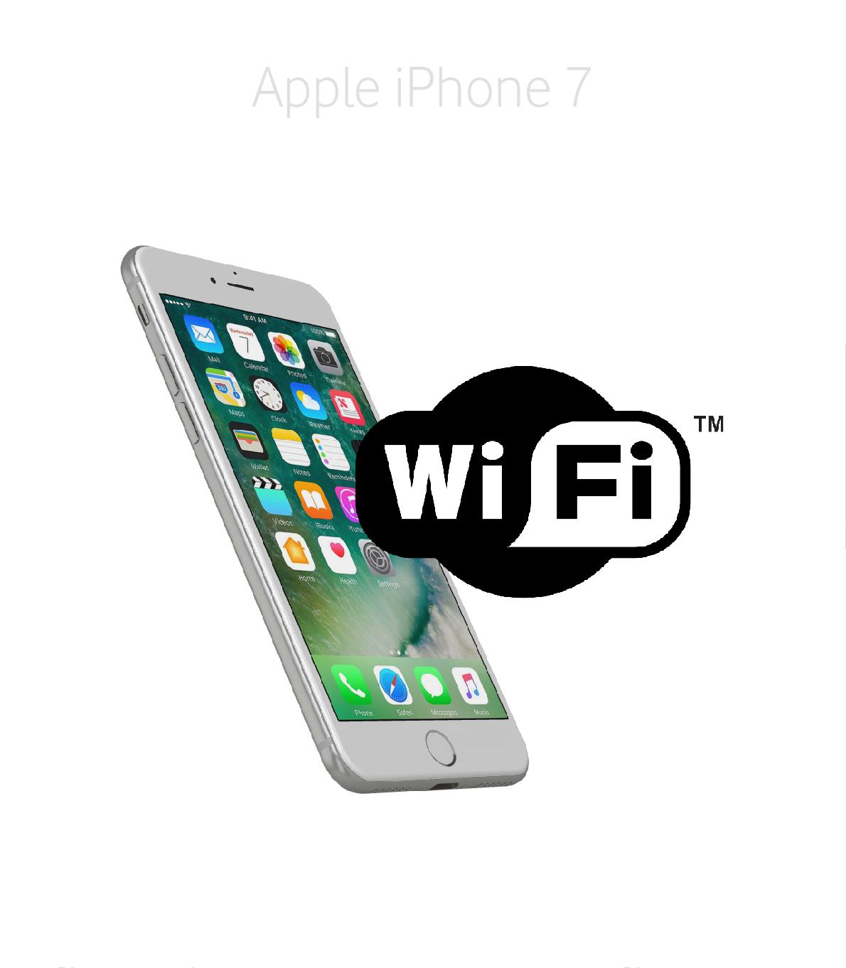 Laga Wifi iPhone 7