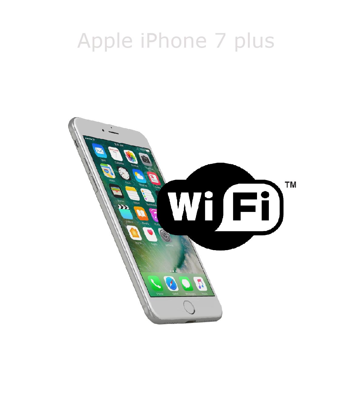 Laga Wifi iPhone 7 plus