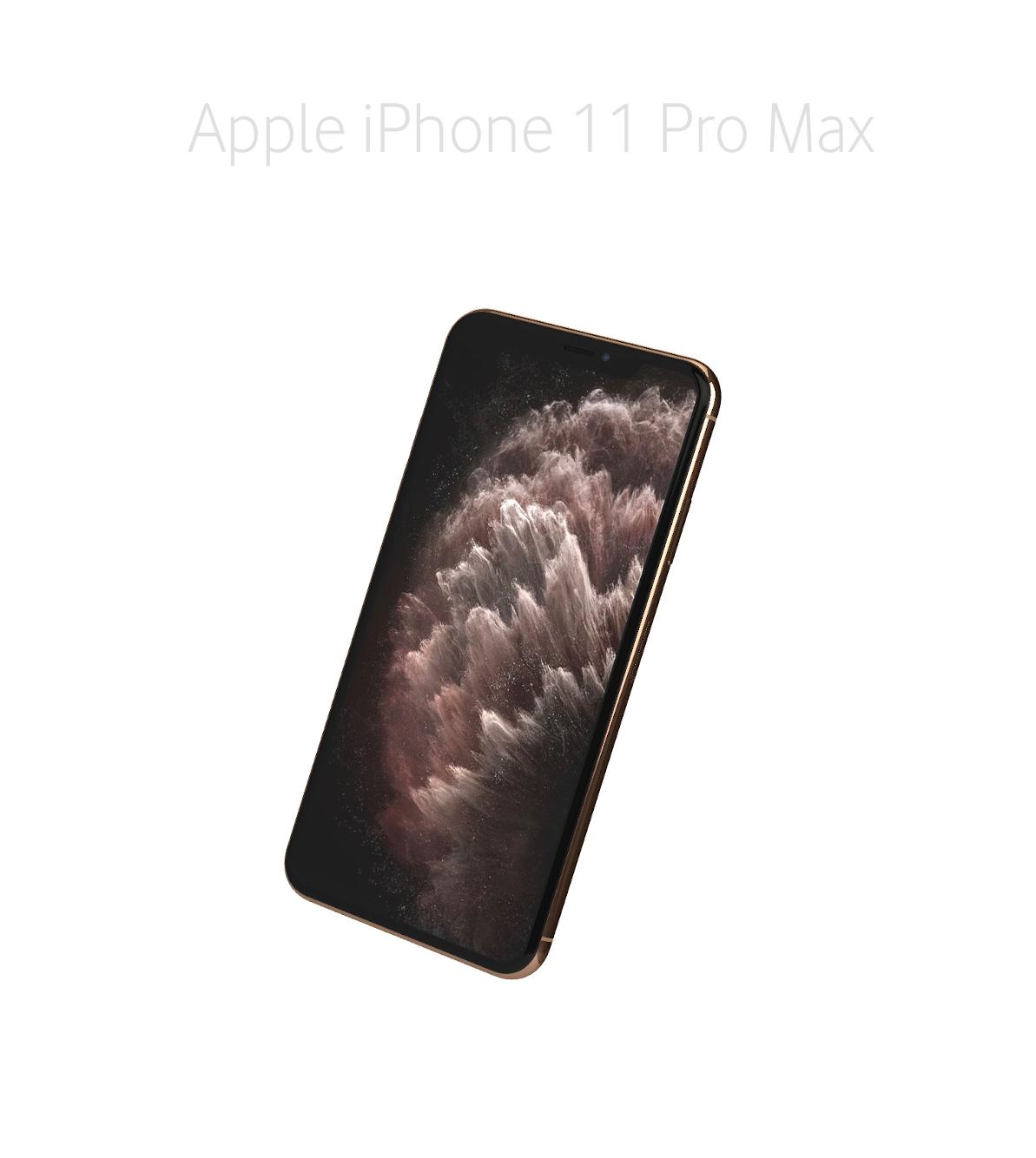Laga framsida/glas/skärm iPhone 11 Pro Max