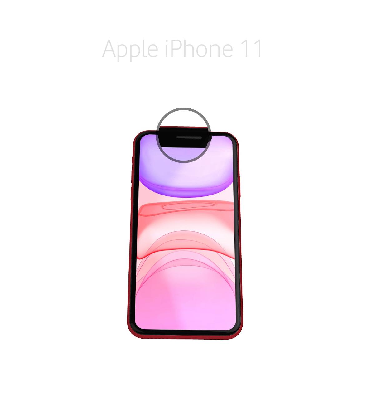 Laga ljussensor iPhone 11