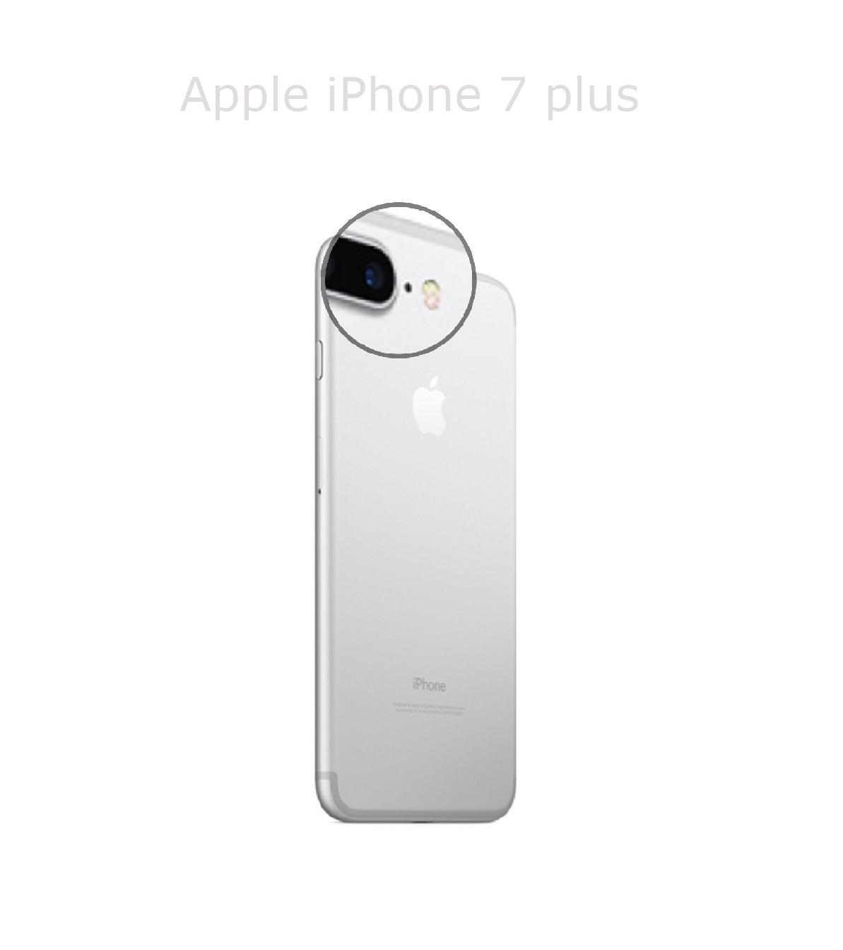 Laga mikrofon kamera iPhone 7 plus