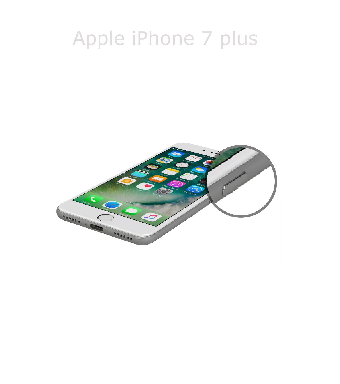 Laga on/offknapp iPhone 7 plus