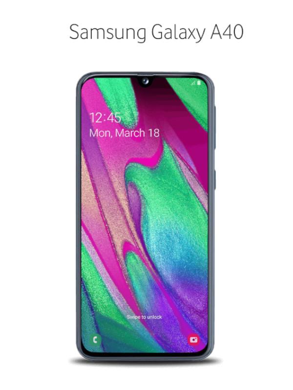 Laga Samsung A40