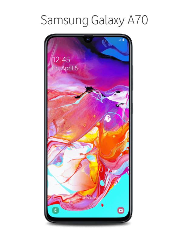 Laga Samsung A70