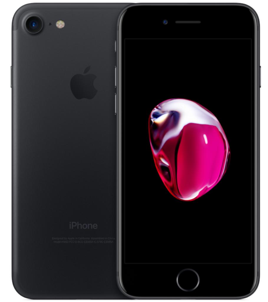 Begagnad iPhone 7 Svart