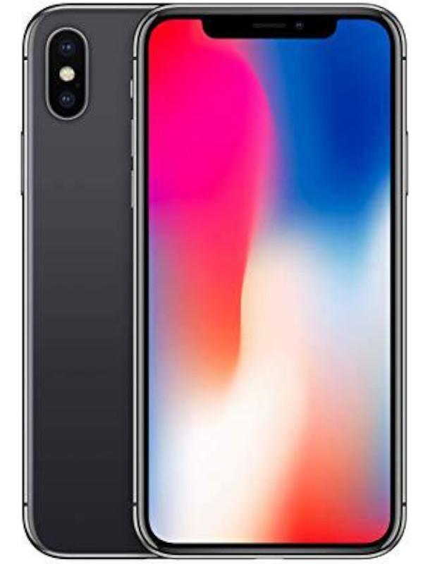 Framsida iPhone X