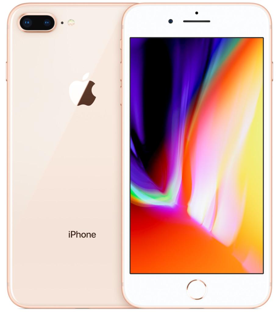 Begagnad iPhone 8 Plus Rose guld 64 GB